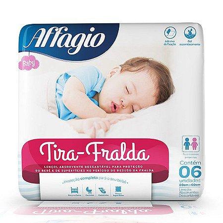 Affagio Lençol Tira-Fralda 06un