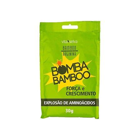 Vita Seiva Sache Bomba Bamboo Explosão de Aminoácidos 30g
