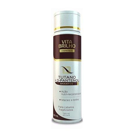 Shampoo Vita Brilho Tutano+D-Pantenol 300ml