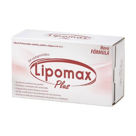 Lipomax Plus 64 comprimidos - Sunflower