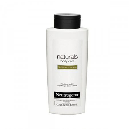 Neutrogena Naturals Body Care Pele Seca e Extra Seca 400ml