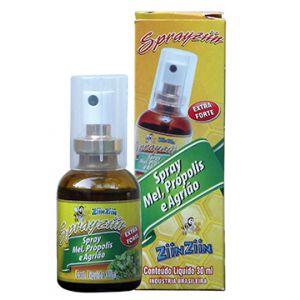 Spray Mel, Própolis e Romã Extra Forte ZiinZiin 30ml