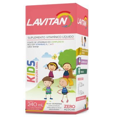 Lavitan Kids 240mL