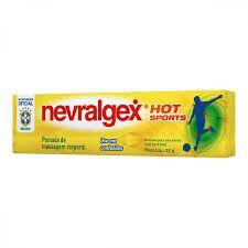 Nevralgex Hot Sport Pda 25g -CIMED