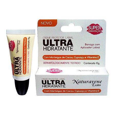 Creme Protetor Labial Ultra Hidratante Naturavene Exito 10gr