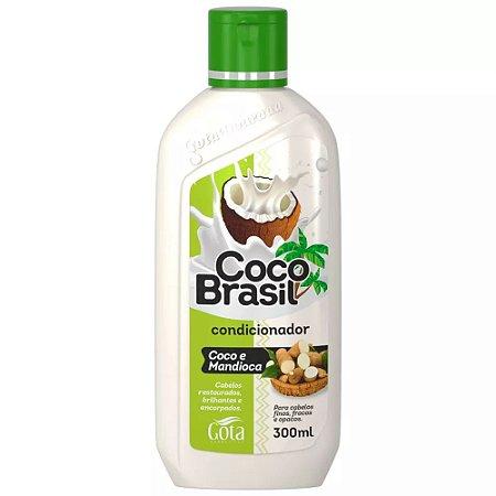 Condicionador Gota Dourada Coco e Mandioca 300ml