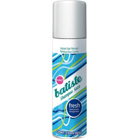 Shampoo Seco Fresh Batiste 150ml