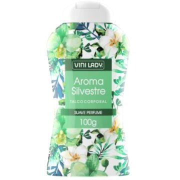 Vini Lady Talco 100g Aroma Silvestre
