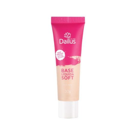 Dailus Base Líquda Soft 02 Nude
