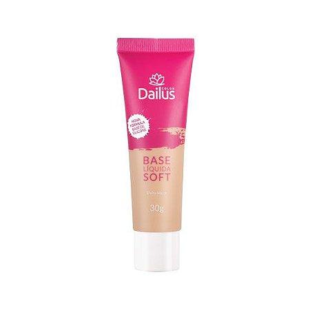 Dailus Base Líquida Soft 06 Bege Médio