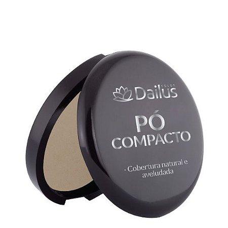 Dailus Pó Compacto 04 Bege