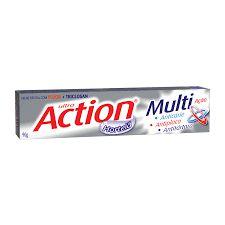 Creme Dental Ultra  Action Multi Accion c/ fluor 90G