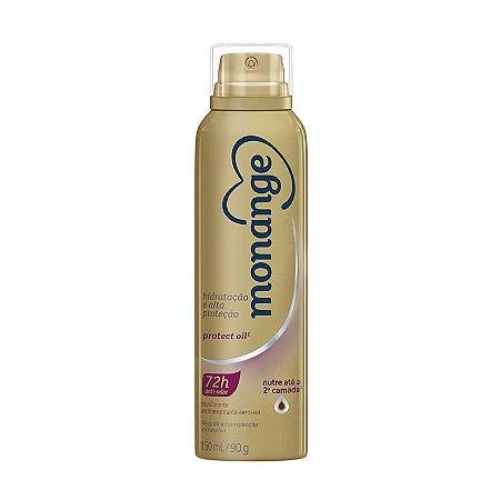 Desodorante Monange Aerosol 150ml Protect Oil
