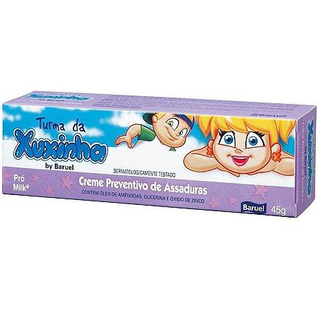 Turma da Xuxinha Creme Preventivo de Assaduras 45g