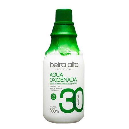 Agua Oxigenada 900ml Beira Alta 30 volumes