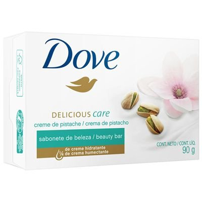 Sabonete Dove 90gr Delicious Care Pistache