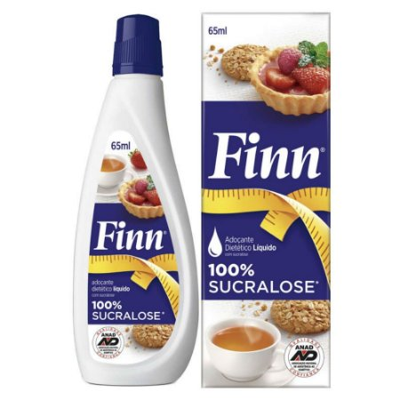 Adoçante Finn Sucralose 65ml
