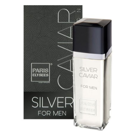 Perfume Silver Caviar Colletion For Men 100ml
