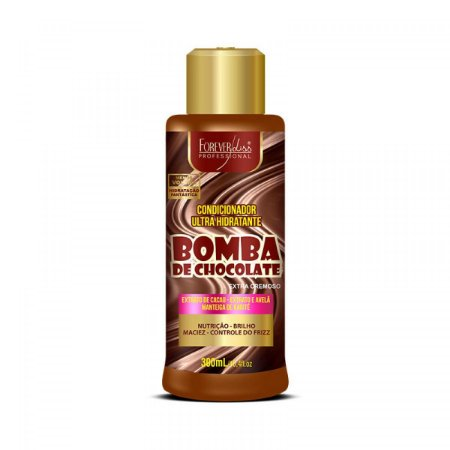 Condicionador Forever Liss Bomba de Chocolate 300mL