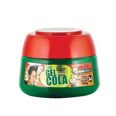 Gel Cola VitaCapili Verde Muriel 180g