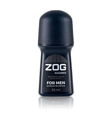 Desodorante Zog Roll-on 55mL Elegance