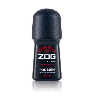 Desodorante Zog Roll-on Extreme 55ml