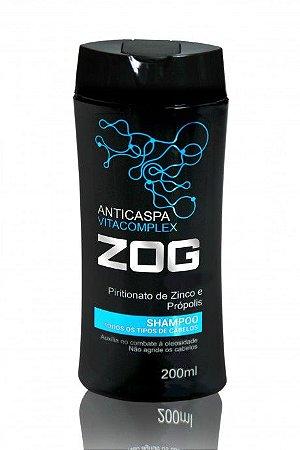 Shampoo Anticaspa VIitacomplex Zinco e Propolis 200ml - Zog