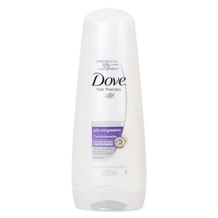 Condicionador Dove Damage Therapy 200ml Pós Progressiva
