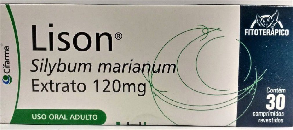 Silybum Marianum - Lison 120mg 30cpr - Cifarma