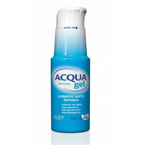 Acqua Gel Lubrificante Intimo Spray 60gr - Kley Hertz