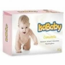 Sabonete Infantil  Isababy Camomila  80grs