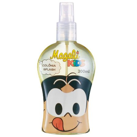 Colonia Splash Turma Da Monica 200ml Magali