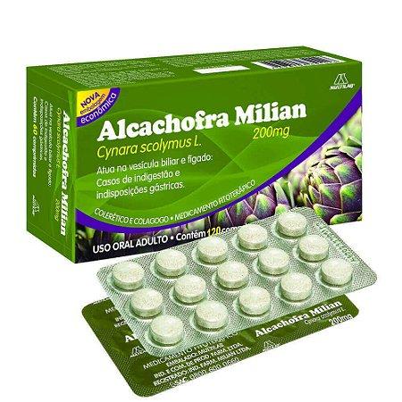 ALCACHOFRA MILIAN 15 CPR MULTILAB