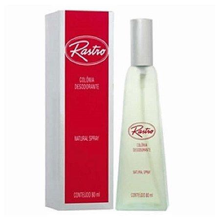 Colônia Desodorante Rastro Spray 80ml