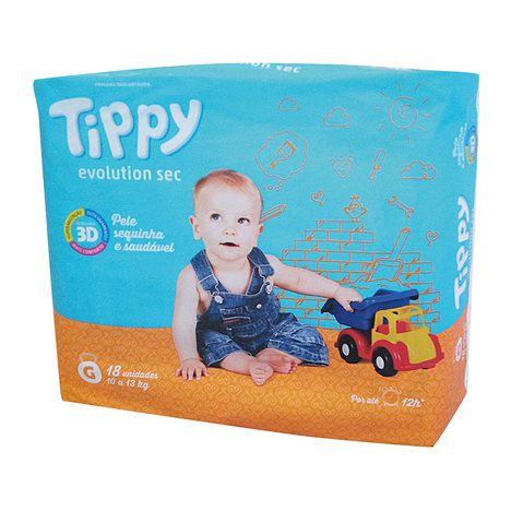 FRALDA TIPPY EVOLUTIONSEC Tam .G C/38