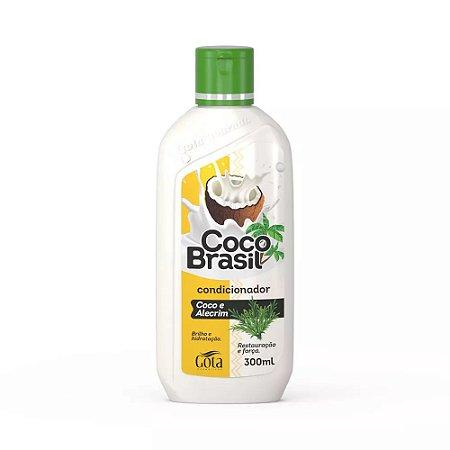 Condicionador Coco e Alecrim 300ml - Gota Dourada