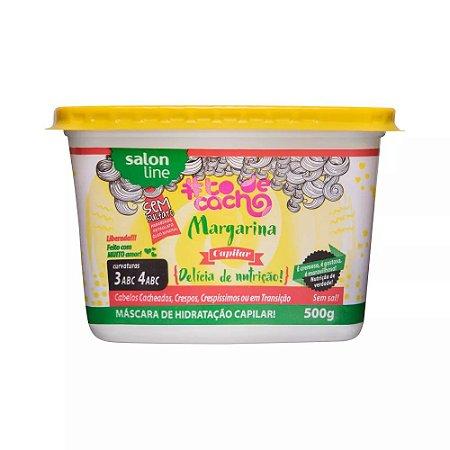 Salon Line Margarina Cap To de Cacho Delícia de Nutri 500g