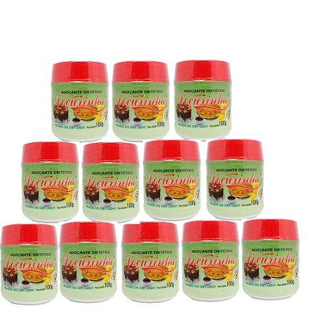 Adoçante Dietético Doçurinha - Kit Com 12 Unidades