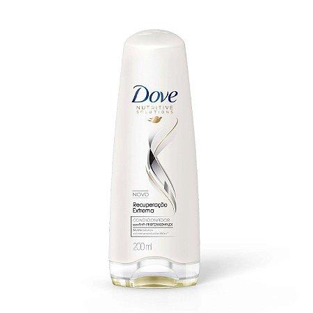 Condicionador Dove Nutritive 200 ml Recuperação Extrema