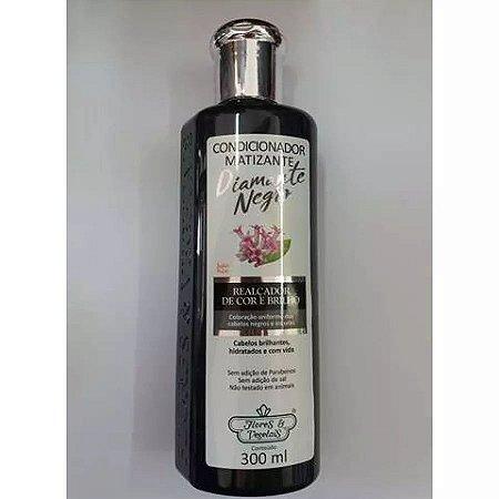Condicionador Flores e Vegetais 300ml Matizante DiamanteNegr