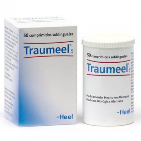 TRAUMEEL S 50cpr SUBLINGUAIS ARNICA