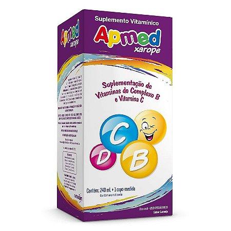 APMED XPE 240ml - Cimed