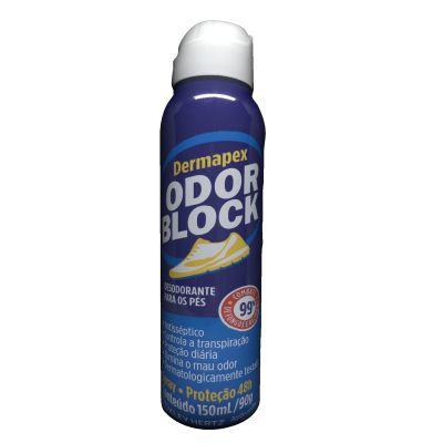 Dermapex Odor Block Original 150ml - Hertz