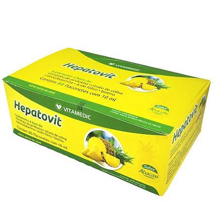 HEPATOVIT ABACAXI 10ML VITAMEDIC