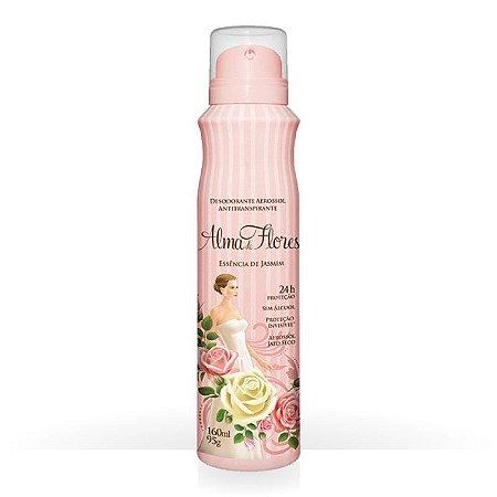 Desodorante Alma de Flores Aerosol Jasmin 160ml