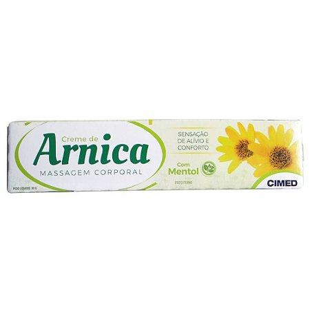 Arnica Creme Massageador 30g Cimed