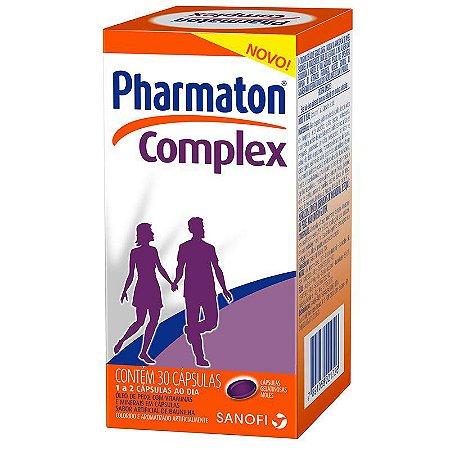 PHARMATON COMPLEX 30CPS