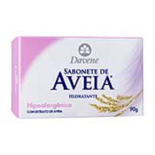 Sabonete Davene Hidratante de Aveia 90gr Hipoalergênico