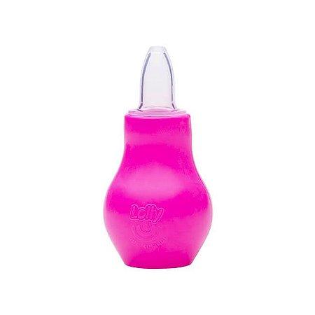Aspirador Nasal Lolly Tam.1 Lilas Ref:7170-01 (Cartelado)