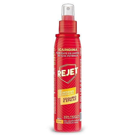 Repelente Rejet com Icaridina Spray 100 ml